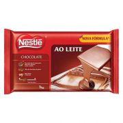 Barra De Chocolate Ao Leite 1kg - Nestlé
