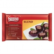 Barra De Chocolate Blend 1,0Kg - Nestlé