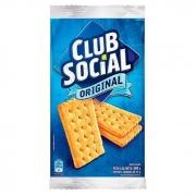 Biscoito Club Social Original 24g c/ 6 un - Nabisco