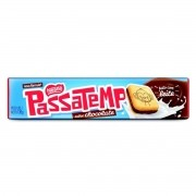 Biscoito Passatempo Recheado Chocolate 130g - Nestlé