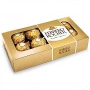 Chocolate Bombom Ferrero Rocher C/8un - Ferrero