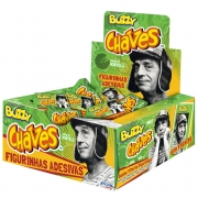 Chiclete Chaves Hortelã c/100 - Buzzy