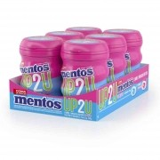 Chiclete Mentos Garrafa UP2U Mint Fruit C/6un - Perfetti