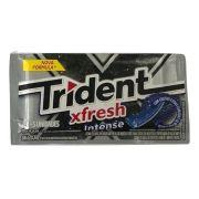 Chiclete Trident Fresh Intense 8gr C/21 - Adams