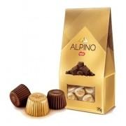 Chocolate Bombom Alpino C/15 - Nestlé Para Presente