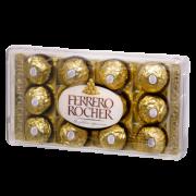 Chocolate Bombom Ferrero Rocher C/12un - Ferrero