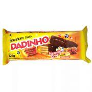 Chocolate Bombom Wafer Dadinho 126G C/14 - Dizioli