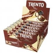 Chocolate Trento Duo Branco ao Leite C/16 - Peccin