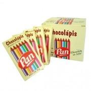 Chocolate Chocolápis 16Gr C/20un - Pan