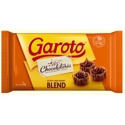 Barra De Chocolate Blend 1kg - Garoto