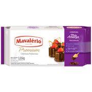 Chocolate Cobertura Fracionada Premium Meio Amargo 1,01kg Mavalério