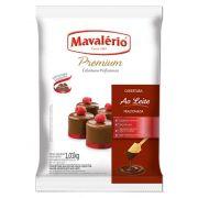 Chocolate Cobertura Gotas Premium Ao Leite 1,01kg Mavalério