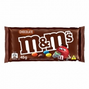 Chocolate Confeito Ao Leite M&Ms 45g - Mars