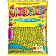 Chocolate Confeito Chococandy Amarelo 350gr - Dori