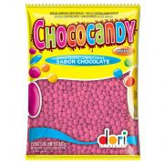 Chocolate Confeito Chococandy Rosa 350gr - Dori