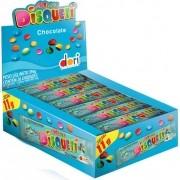 Chocolate Confeito Mini Disqueti 11g C/ 36un - Dori