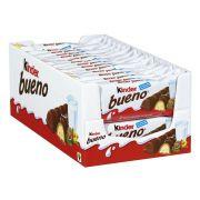 Chocolate Kinder Bueno Ao Leite C/30un 43gr - Ferrero