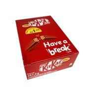 Chocolate Kit Kat Mini Ao Leite 16,7gr C/16un - Nestlé