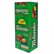 Chocolate Mini Talento Verde Castanha Pará 25Gr C/15un - Garoto