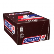 Chocolate Snickers 100kcal 18un 21,5g - Mars