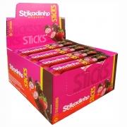 Chocolate Sticks Stikadinho Morango - Display 16x32g