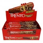 Chocolate Trento Massimo Com Flocos C/16 - Peccin