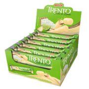 Chocolate Branco Trento Torta De Limão C/16 - Peccin