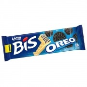 Chocolate Wafer Bis Oreo C/16 - Lacta