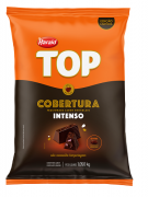 Cobertura Fracionada Chocolate Intenso Top 1,050Kg - Harald