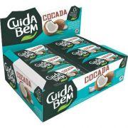Cocada Zero Açúcar C/24un 20g - Cuida Bem - Santa Helena