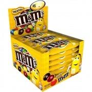 Confeito Chocolate Amendoim M&Ms C/18 45g - Mars