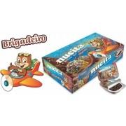 Creme Brigadeiro 10g C/48un - Nucita