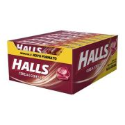 Drops Halls Cereja 28gr C/21 - Adams