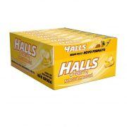 Drops Halls Creamy Maracujá 28gr C/21 - Adams