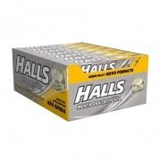 Drops Halls Menta Prata 28gr C/21 - Adams