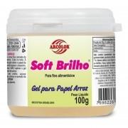 Gel Para Papel Arroz Soft Brilho 100g - Arcolor