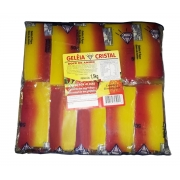 Geleia d'agua 50g c/ 30 unidades - Cristal