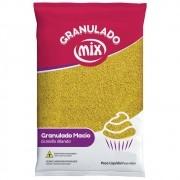 Granulado Macio Amarelo 500g - Mix Brigadeiro