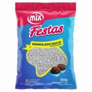 Granulado Macio Branco 500g - Mix Brigadeiro