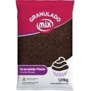 Granulado Macio Chocolate 1,01kg - Mix Brigadeiro