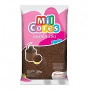 Granulado Macio Chocolate Brigadeiro 1kg - Mavalério
