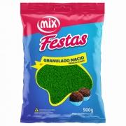 Granulado Macio Verde 500g - Mix Brigadeiro
