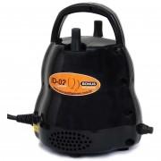 Inflador Compressor De Balão Bexiga 2 Bicos - Bonus Inflado (Preto 110v)