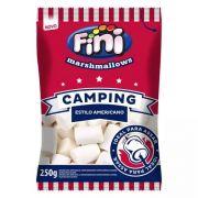 Marshmallows Camping Ao Estilo Americano 250g - Fini