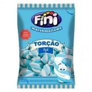 Marshmallows Torção Azul 250gr - Fini