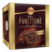 Mini Panettone Recheado Chocolate 250g - Nestlé