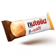Nutella B-ready Biscoitos Wafer 22g - Ferrero