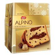 Panettone Recheio Cremoso Alpino 400g - Nestlé