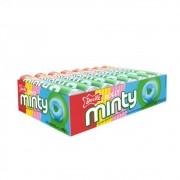 Pastilha Rolly Minty Fruit c/16 - Docile