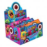 Pirulito Dip Loko Monster Neon Sortido c/30 - Danilla